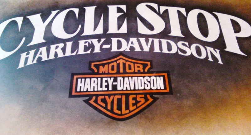 Cycle Stop Logo